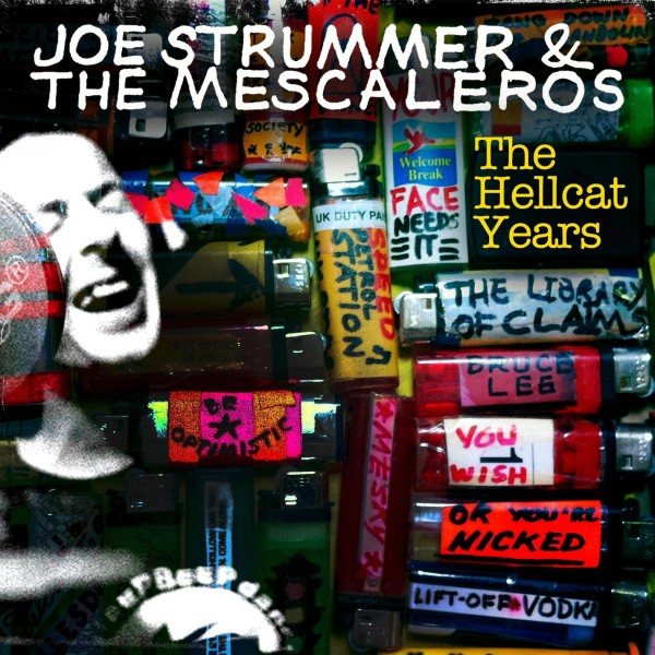 joe strummer hellcat e1345570812152 New Music: Joe Strummer & The Mescaleros   Yalla Yalla (Live) (CoS Premiere)