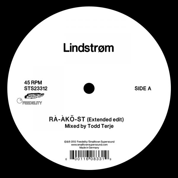 lindstrom ra ako st e1344540127401 New Music: Lindstrøm   Rà àkõ st