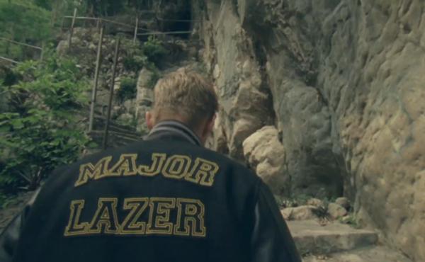 major lazer video Video: Major Lazer   Get Free