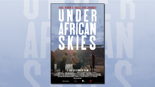 Watch Paul Simons Graceland documentary, Under African Skies