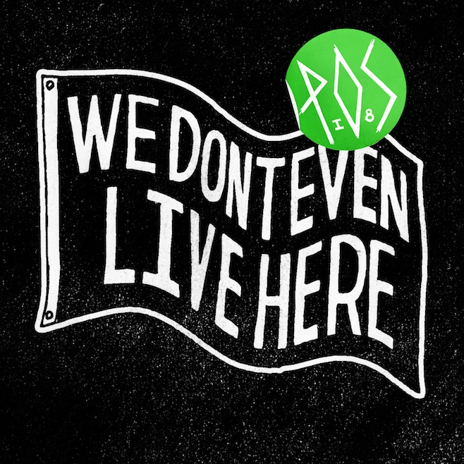 posliveherecover P.O.S. announces new album: We Dont Even Live Here