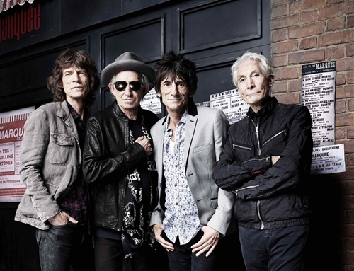 rolling stones 501 Report: The Rolling Stones to play shows in London, Brooklyn in November