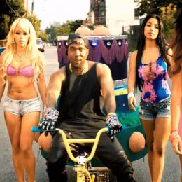 Kanye Birthday Song video