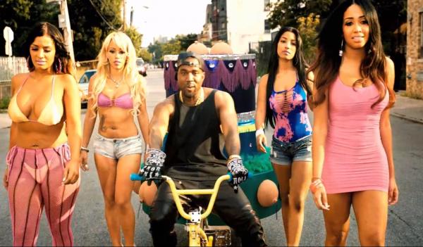 Kanye Birhday Song video