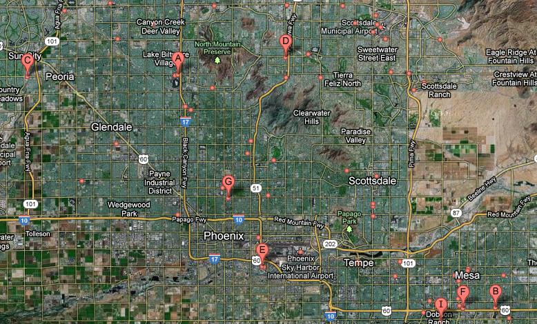 tag laser phoenix google maps Nod Your Head: My Blood Runs Copper: My Newfound Admiration for Arizonas Music Scene