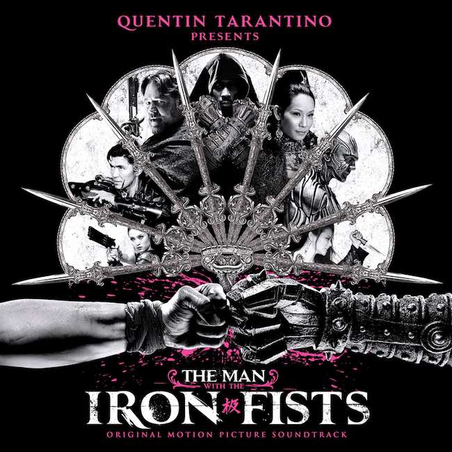 the man with the iron firsts soundtrack New Kanye song, Black Keys & RZA collabo on The Man With the Iron Fists soundtrack