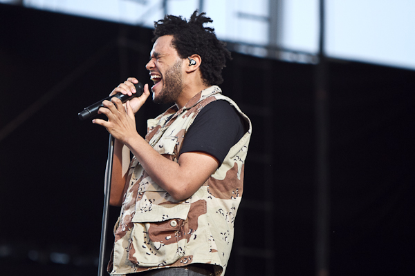 the weeknd lollapalooza 2012 larson The Weeknd signs with Republic Records, releases Trilogy in November