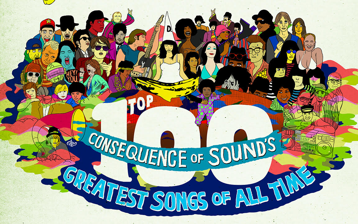 100 Greatest Songs of All Time: 100-51 | Consequence of