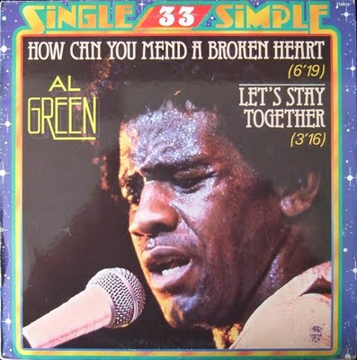 al green al green lets stay together front  Top 100 Songs Ever: 50 1