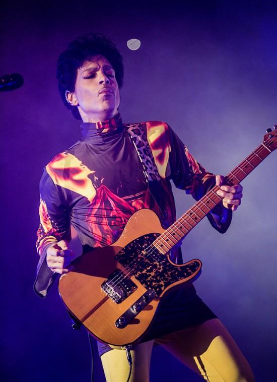 Prince 2012 live