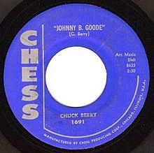 chuck berry johnny b goode Top 100 Songs Ever: 100 51