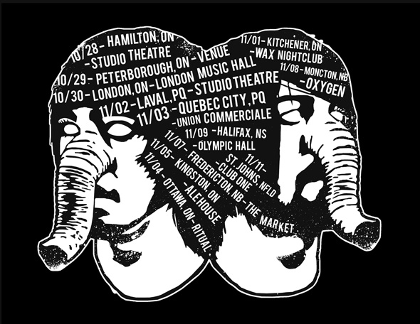 dfa 2012 tour new music Death From Above 1979 to debut new music on upcoming tour
