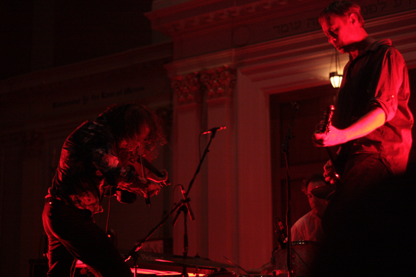 dirty three drew litowitz 03 Live Review: Dirty Three at D.C.s Sixth & I Synagogue (9/23)
