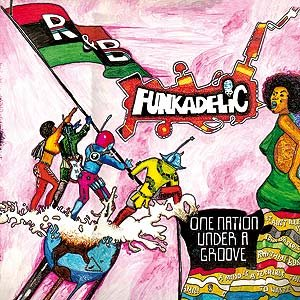 funkadelic one nation under a groove Top 100 Songs Ever: 100 51