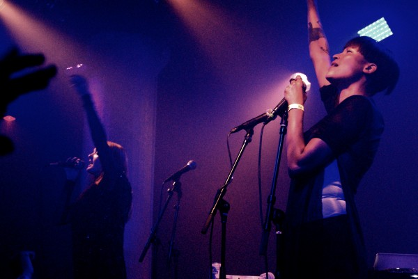 iconapop3 e1347637386815 Live Review: Icona Pop at NYCs Santos Party House (9/12)