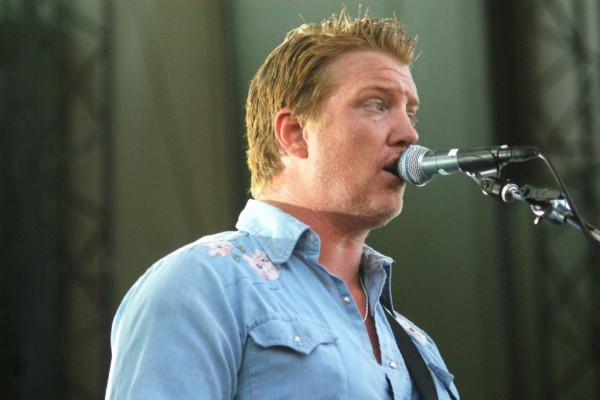 New Music: Josh Homme   Nobody To Love