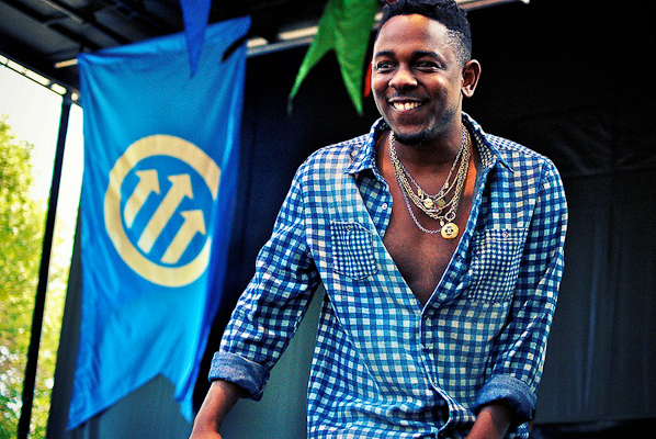 kendrick lamar1 New Music: Kendrick Lamar   Who Shot Ya? Freestyle