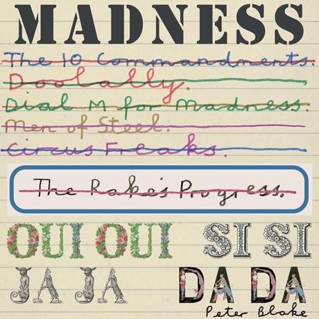 madness album 2012 Madness announce new album: Oui, Oui, Si, Si, Ja, Ja, Da, Da