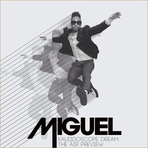 miguelll airpreview Stream: Miguel   The Air Preview EP