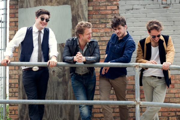 Mumford and Sons 2012