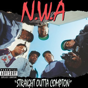 nwa straight outta compton Top 100 Songs Ever: 50 1