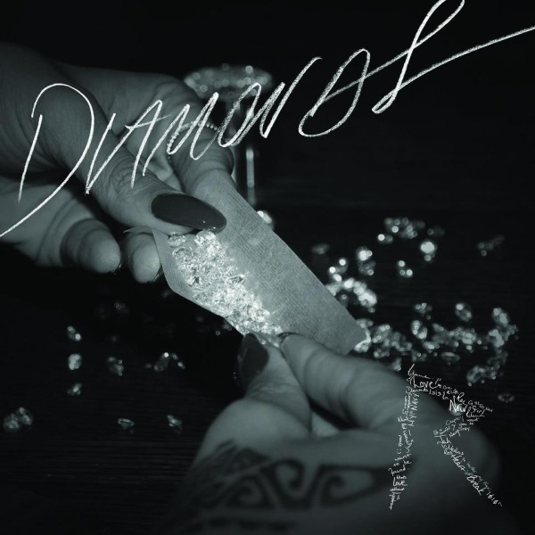 rihanna diamonds e1348634022614 New Music: Rihanna   Diamonds