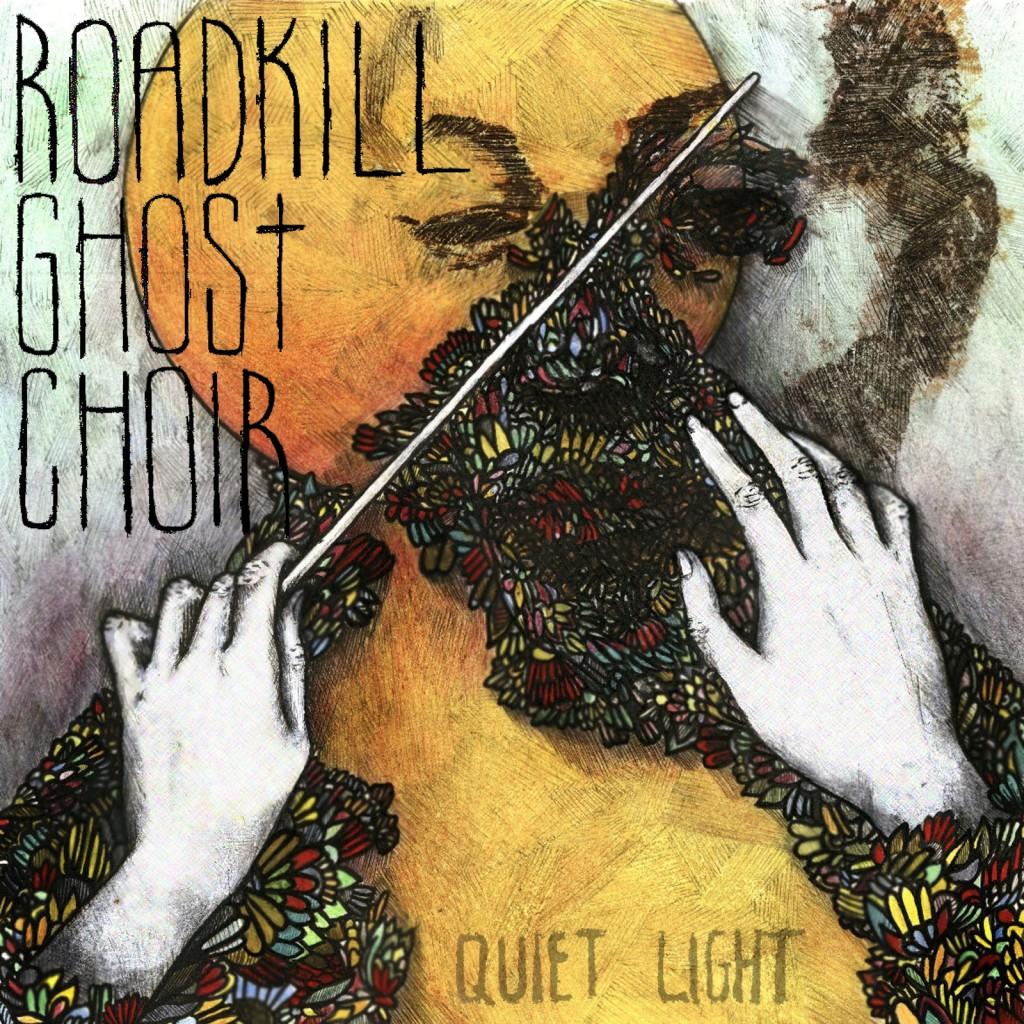roadkill ghost choir album cover 1024x1024 Stream: Roadkill Ghost Choir   Quiet Light EP (CoS Premiere)