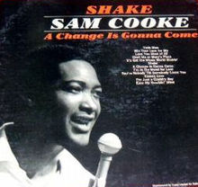 sam cooke sam cooke a change is gonna come Top 100 Songs Ever: 50 1