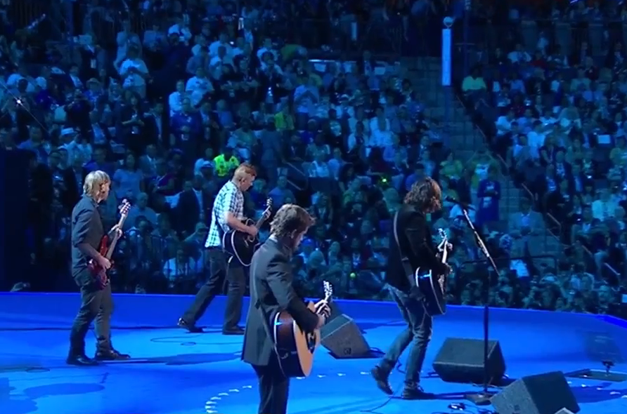 Foo Fighters DNC