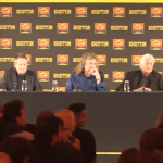 Led Zeppelin press conference