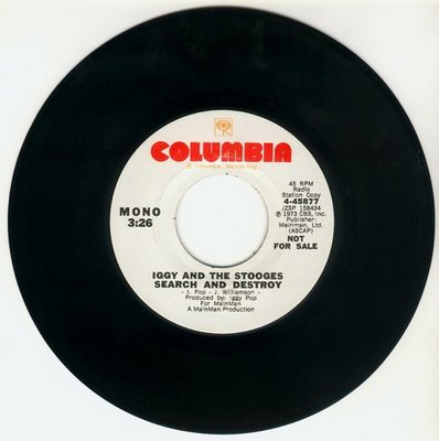 stooges search and destroy Top 100 Songs Ever: 50 1