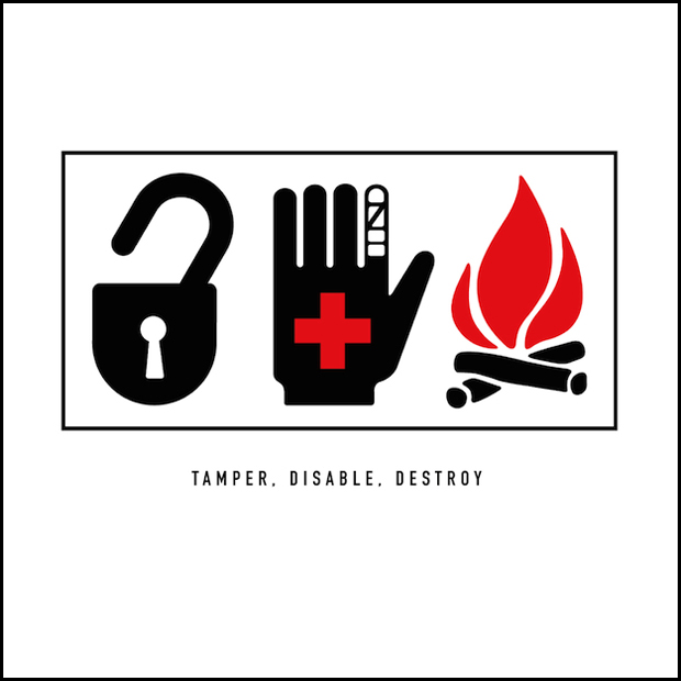 tamper disable destroy 1 Download: Marijuana Deathsquads   Tamper. Disable. Destroy. mixtape