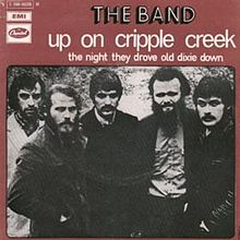 the band the night they drove old dixie down Top 100 Songs Ever: 100 51