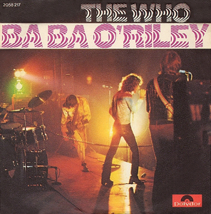 the who baba Top 100 Songs Ever: 100 51