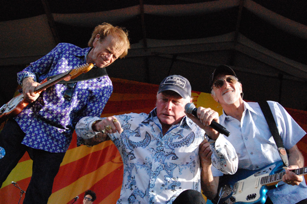 thebeachboys22012 Mike Love fires three fifths of The Beach Boys