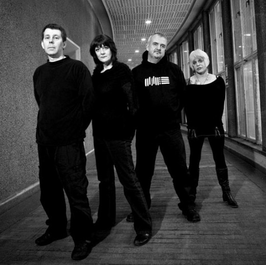 throbbing gristle Throbbing Gristle to release Desertshore covers album in November