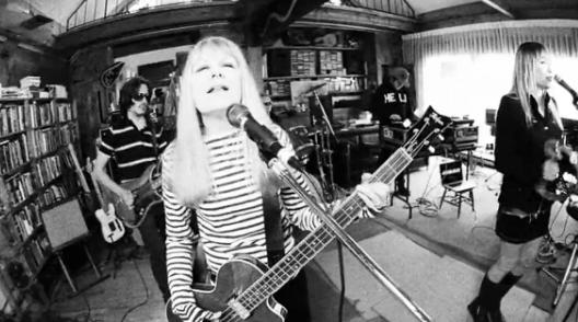 tomtom rockersvid main Video: Tom Tom Club   Downtown Rockers