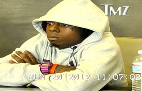 Lil Wayne gives deposition, threatens lawyer, and its all hilarious