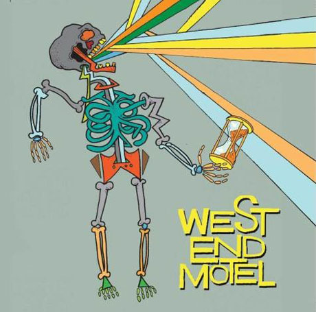 westendmotelcover New Music: West End Motel   Burn It Down