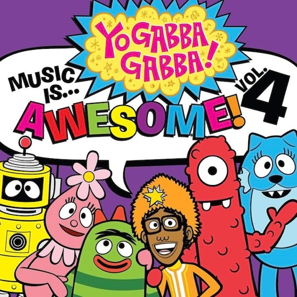 New Yo Gabba Gabba! compilation features The Roots, Belle & Sebastian, George Clinton
