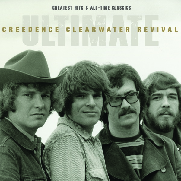 ccr ultimate cover Ultimate Creedence Clearwater Revival collection arrives in November