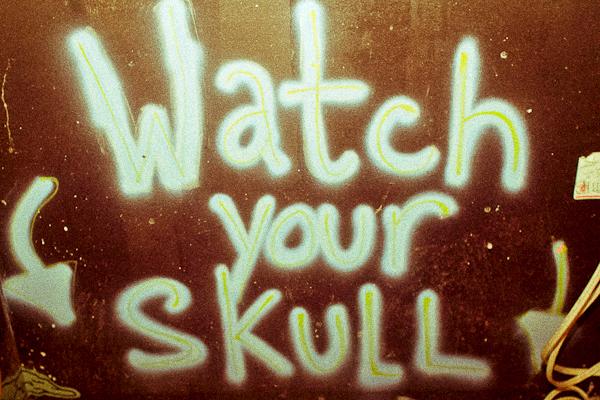 cmj watch yr skull CoSigns at CMJ Music Marathon 2012