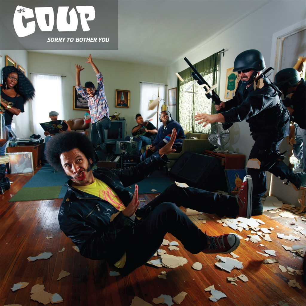 coup bothercover 1024x1024 New Music: The Coup feat. Das Racist and Killer Mike   WAVIP