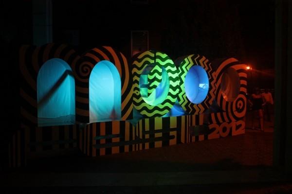 entrance1 e1351489800505 Festival Review: Moogfest 2012