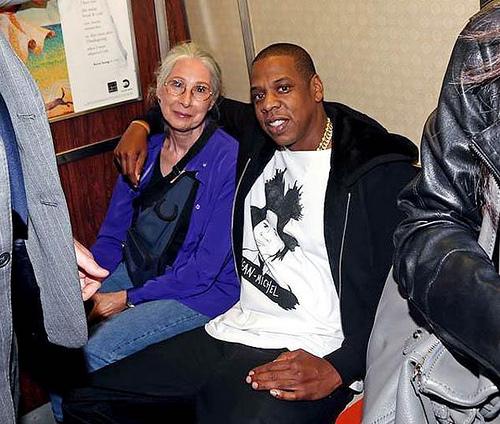 jay z subway Watch Jay Z ride the subway