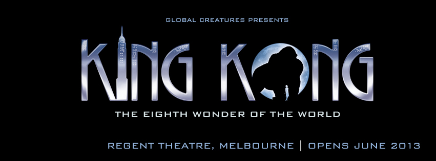 king kong 11 The Avalanches, Justice, Massive Attack score King Kong musical in Australia