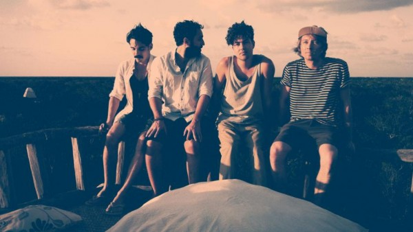 Video: Local Natives perform five new songs