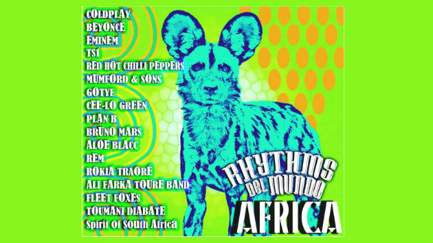 m rhythmsdelmundoafrica Rhythms Del Mundo: Africa charity compilation features Beyoncé, Mumford & Sons, and Fleet Foxes