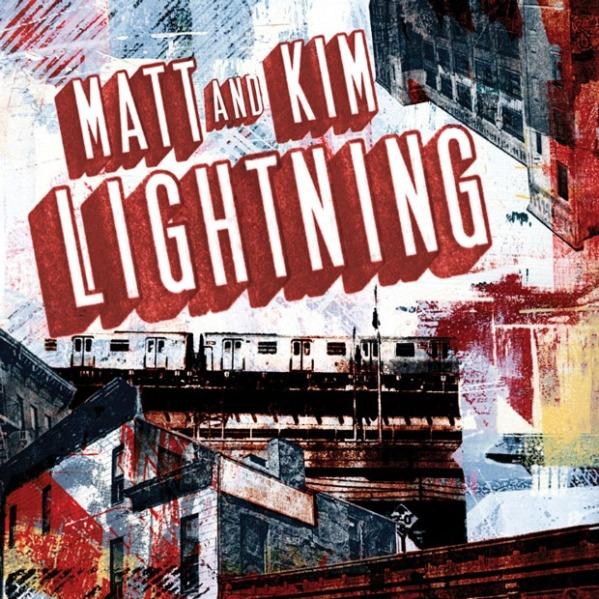 matt and kim lightning Interview: Matt Johnson (of Matt and Kim)