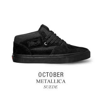 Buy Metallica's shoe Konsekvens av lyd  Consequence of Sound